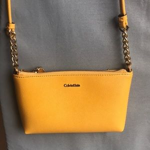 Like new cute little Calvin Klein crossbody